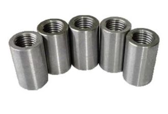 China Steel Mechanical Threaded Structural Rebar Connectors D12MM - D50MM supplier