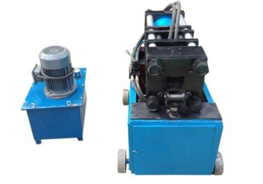 China Automatic Rebar Upsetting Machine / Forcing Machine 7.5kw High Efficiency supplier