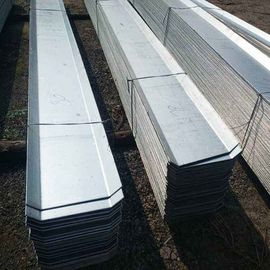 China Hot Galvanized Steel Water Stop Steel Plates With Good Sealability supplier