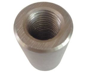 Carbon Steel Rebar Joint Coupler , Mechanical Couplers For Reinforcement Steel