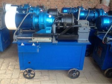 CQHG Portable Rebar Threading Machine , 4KW Rebar Threading Machine