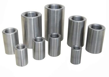 China Building Connecting Reinforcing Steel Couplers Grip Mechanical Rebar Splicing Cold Pressing factory