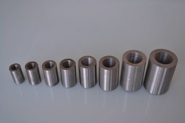 China Building Material Precast Concrete Couplers , Rebar Joint Coupler High Precision factory