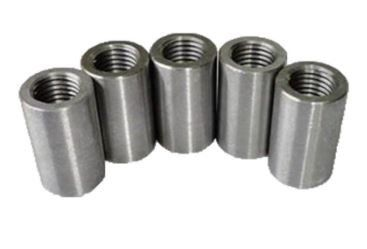 Steel Mechanical Threaded Structural Rebar Connectors D12MM - D50MM