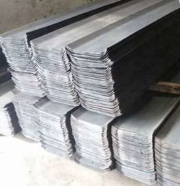 China Steel Edge Compound Type Rubber Water Stop , Water Stop Plate For Water Conservancy factory